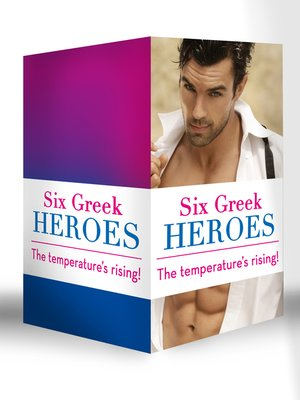 cover image of Six Greek Heroes